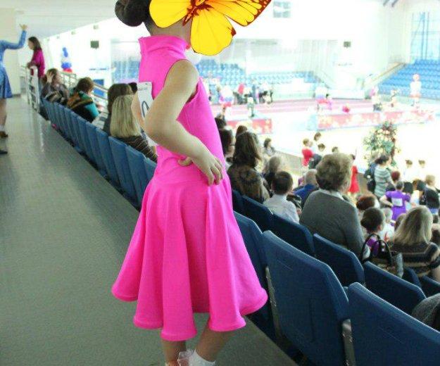 Платье для бальных танцев(рейтинговое). Фото 1. Балашиха.