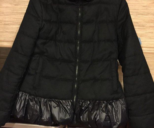 Куртка benetton, можно беременным. Фото 1. Москва.