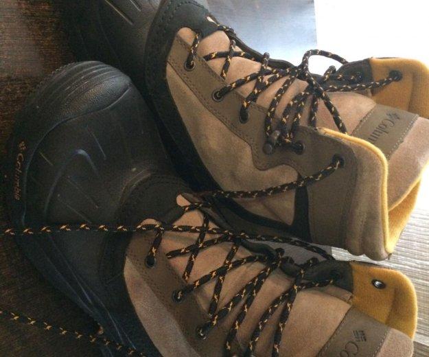Зимние ботинки columbia. Фото 3.
