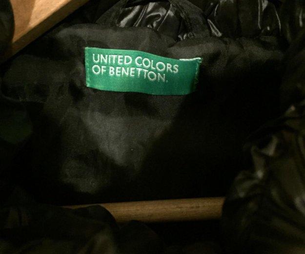 Куртка benetton, можно беременным. Фото 2. Москва.