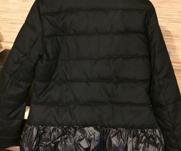 Куртка benetton, можно беременным. Фото 3. Москва.
