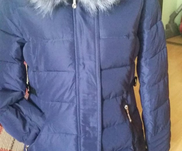 Куртка зимняя новая. Фото 3. Киров.