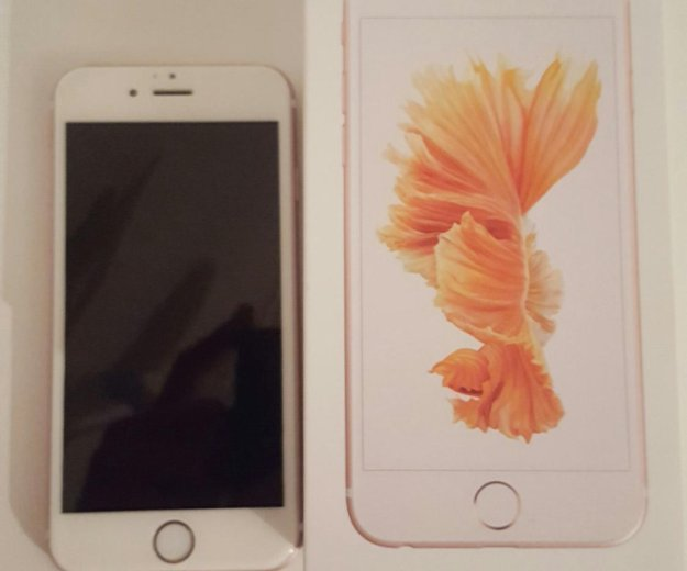 Iphone 6s 16gb rose gold. Фото 1. Симферополь.