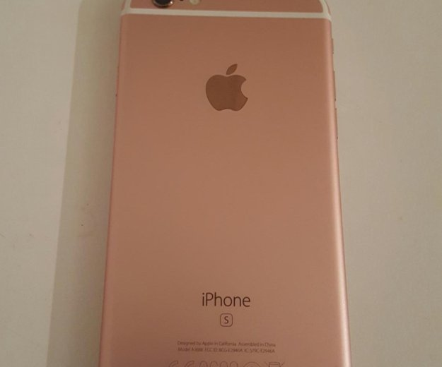 Iphone 6s 16gb rose gold. Фото 3. Симферополь.