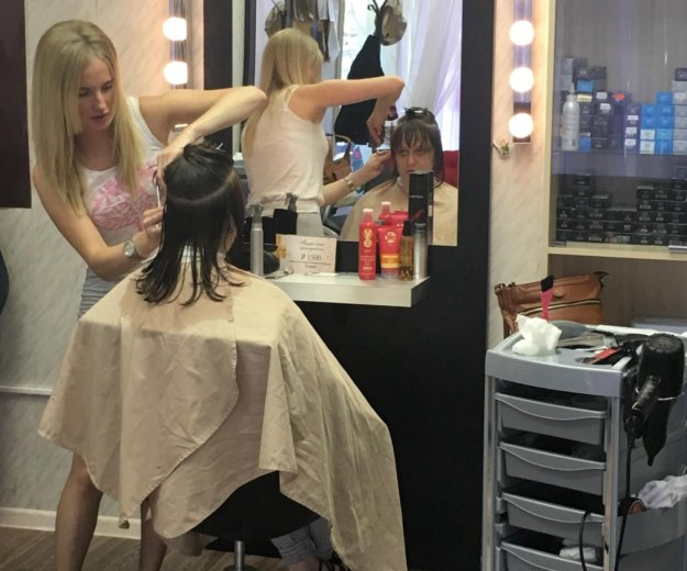 Ботокс для волос 👱🏽♀️. Фото 2. Санкт-Петербург.