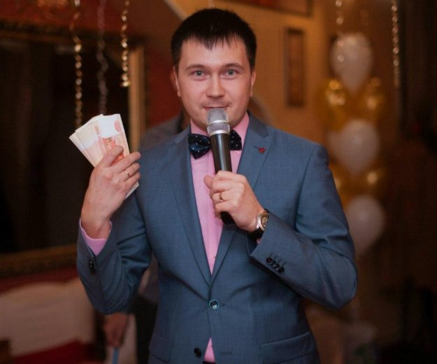 Ведущий. Фото 1. Санкт-Петербург.
