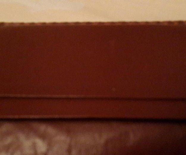 Кожаная обложка для паспорта. Фото 4. Москва.