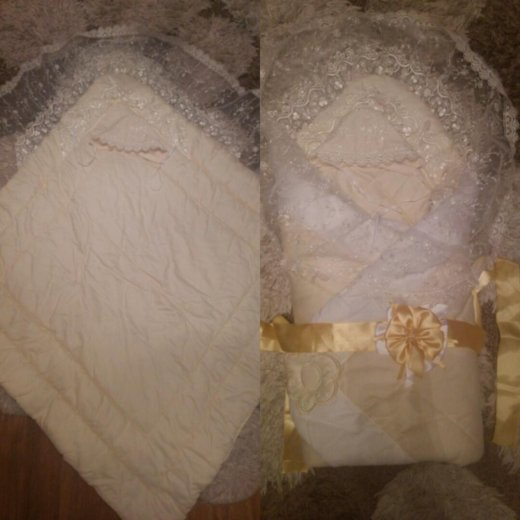 Конверт-одеяло. Фото 1. Аксай.