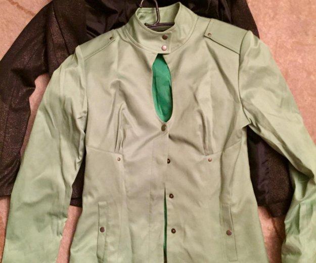 Два пиджака,блузка в подарок. Фото 2. Москва.