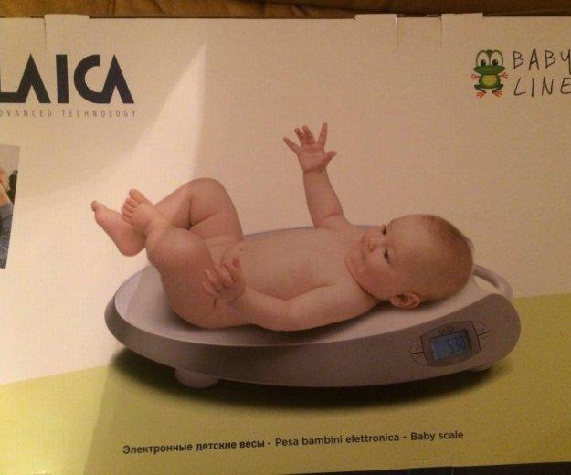 Весы детские электронные. Фото 2.
