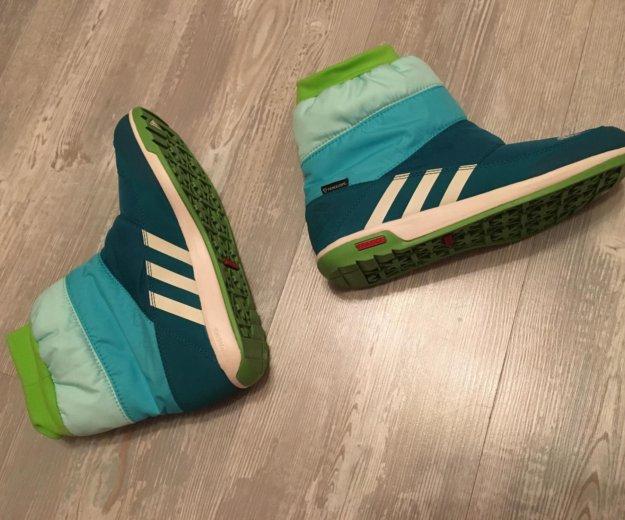 Ботинки adidas. Фото 1. Москва.