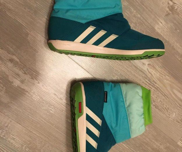Ботинки adidas. Фото 3. Москва.