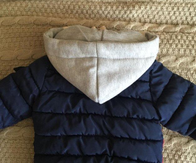 Куртка тёплая. Фото 4.