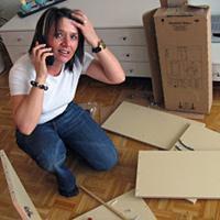 Сборка мебели и ремонт кухонь. Фото 1. Москва.