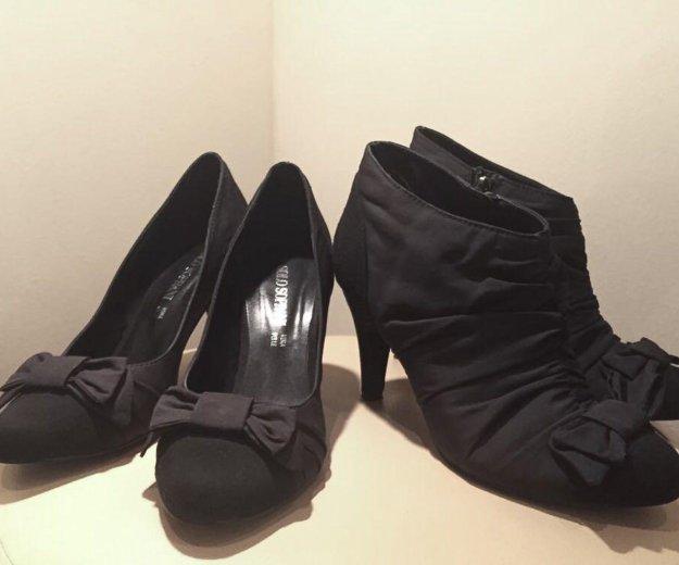 Итальянские туфли из натуральной замши. Фото 1. Москва.