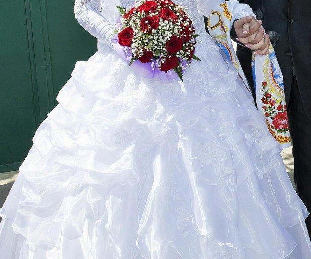 Свадебное платье. Фото 2. Ростов-на-Дону.