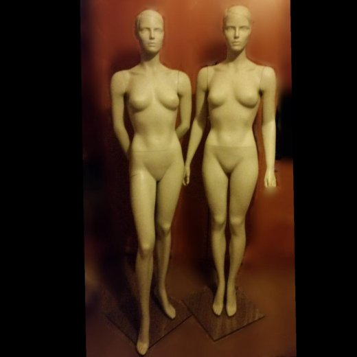 Манекен женский полный рост. Фото 1. Москва.