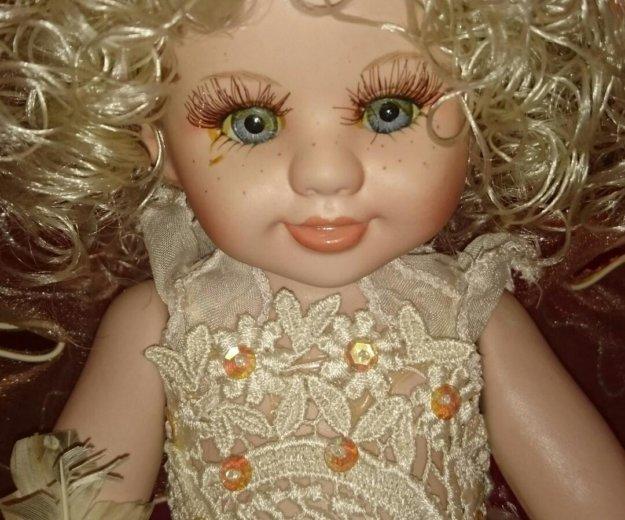 Фарфоровая кукла. Фото 1. Москва.