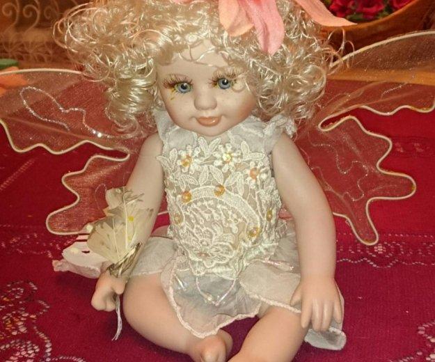 Фарфоровая кукла. Фото 2. Москва.