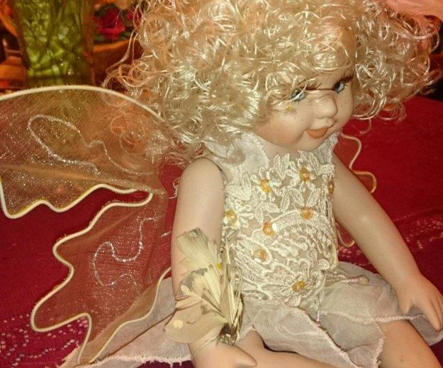 Фарфоровая кукла. Фото 3. Москва.