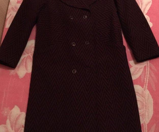 Женское пальто. Фото 1. Реутов.