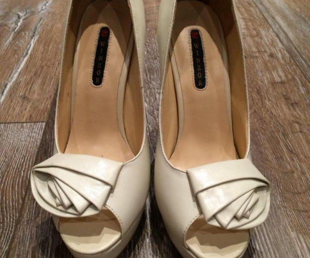 Шикарные туфли,  р. 36. Фото 3. Долгопрудный.
