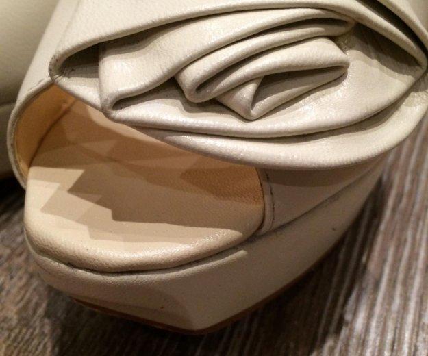 Шикарные туфли,  р. 36. Фото 2. Долгопрудный.