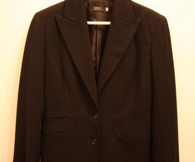 Черный пиджак le group basic. Фото 1. Москва.
