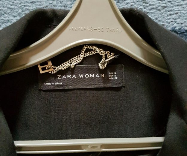 Пиджак zara woman. Фото 2. Москва.