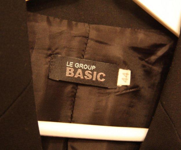 Черный пиджак le group basic. Фото 3. Москва.