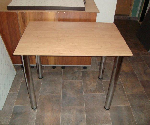 Новый кухонный стол. Фото 2.