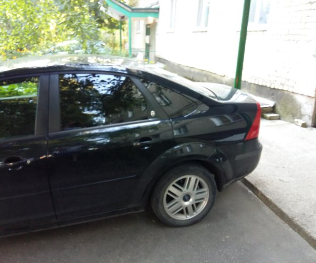 Форд фокус. Фото 3. Михайловск.