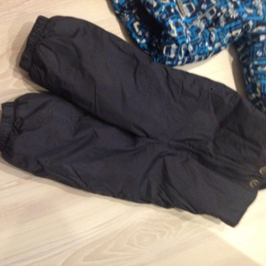 Зимний костюм на мальчика керри. Фото 2. Мытищи.