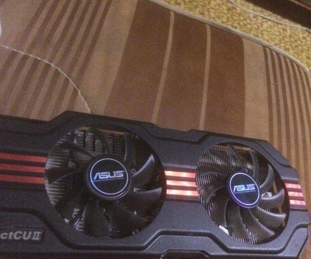 Nvidia geforce gtx 560ti. Фото 2.