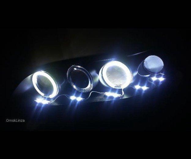Сделаем свет фар вашего авто ярче. Фото 1. Омск.