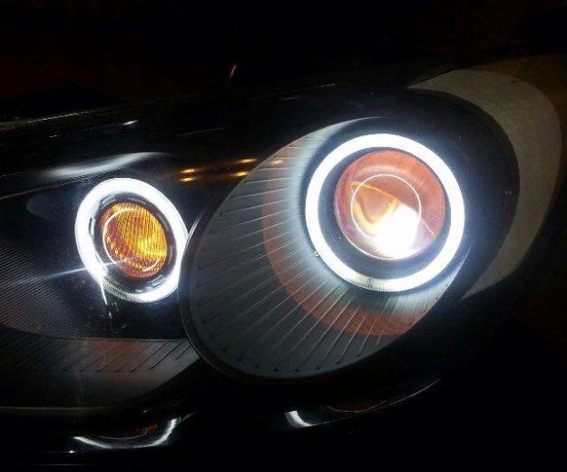 Сделаем свет фар вашего авто ярче. Фото 2. Омск.