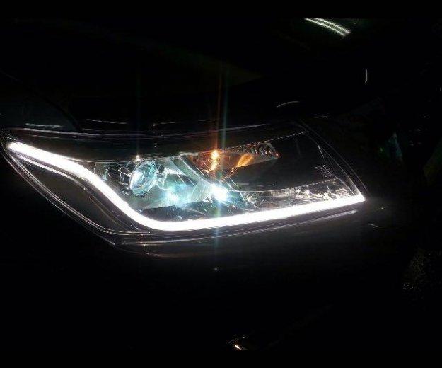 Сделаем свет фар вашего авто ярче. Фото 3. Омск.