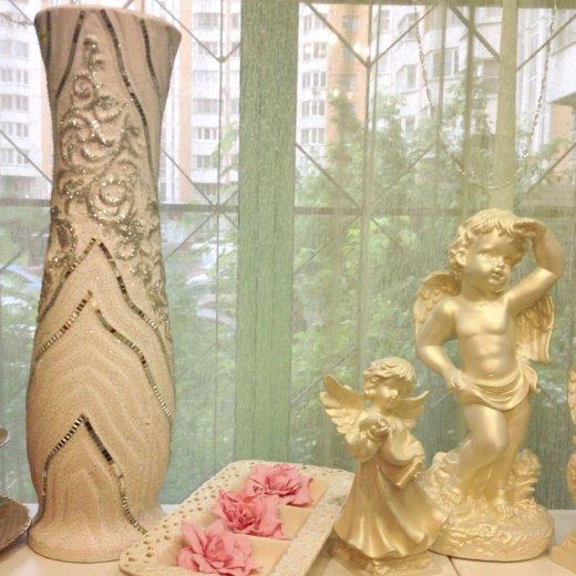 Напольная ваза новая. Фото 1. Москва.
