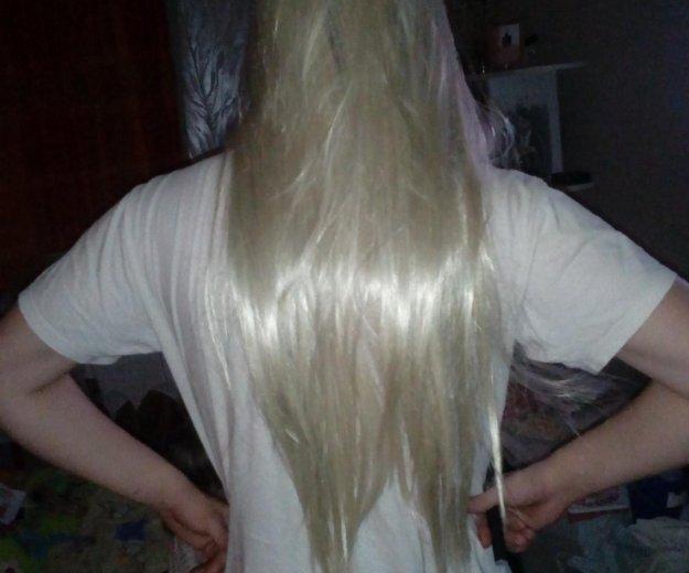 Волосы на заколках. Фото 1. Заречный.