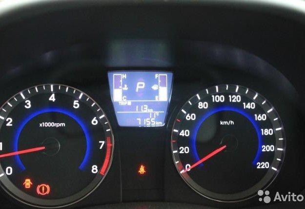 Hyundai solaris. Фото 1. Москва.
