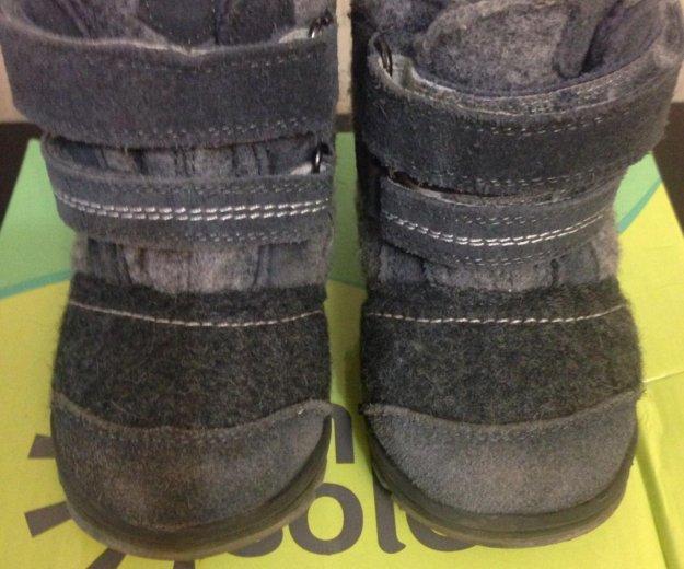 Детская обувь зимняя. Фото 2. Москва.