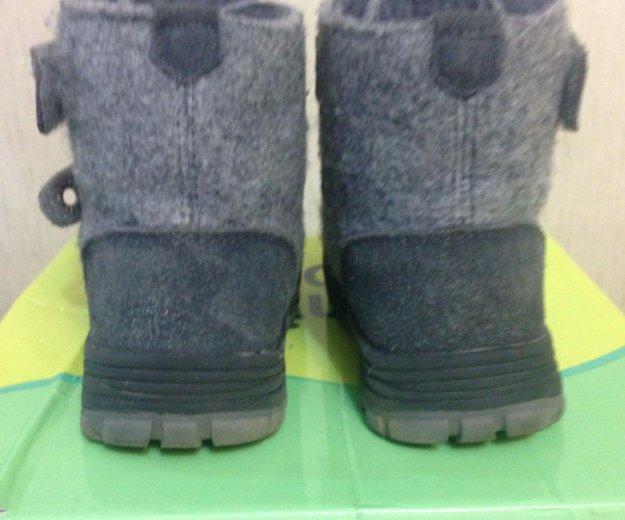Детская обувь зимняя. Фото 3. Москва.
