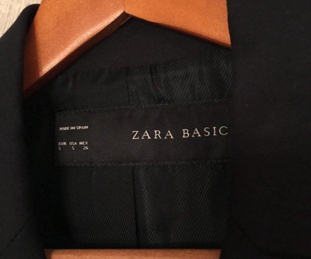 Классический пиджак zara. Фото 3. Москва.