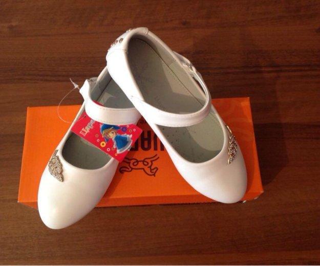 Новые туфли для девочки , размер 33🌹. Фото 1. Москва.