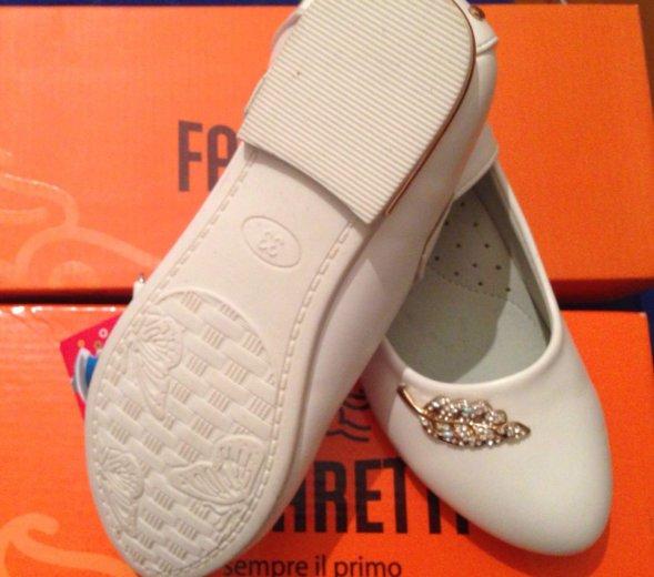 Новые туфли для девочки , размер 33🌹. Фото 3. Москва.
