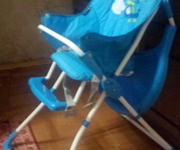 Срочно!!!стульчик для кормления. Фото 2. Москва.