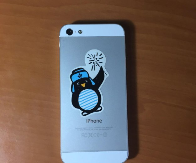 Iphone 5 32gb white. Фото 2. Сергиев Посад.