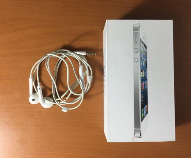 Iphone 5 32gb white. Фото 4. Сергиев Посад.