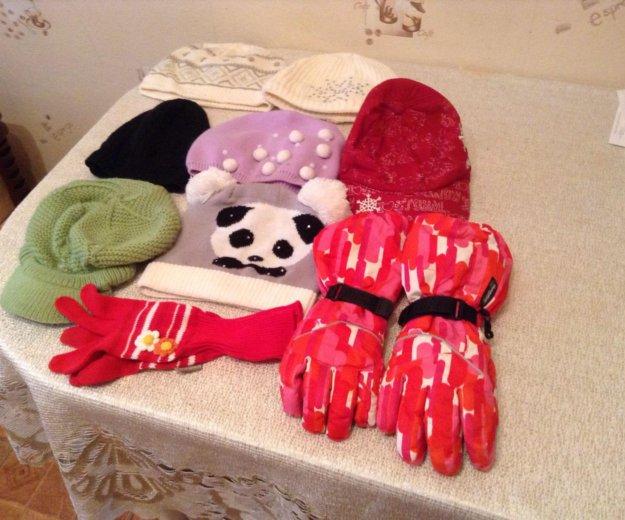 Шапки и перчатки. Фото 1. Москва.