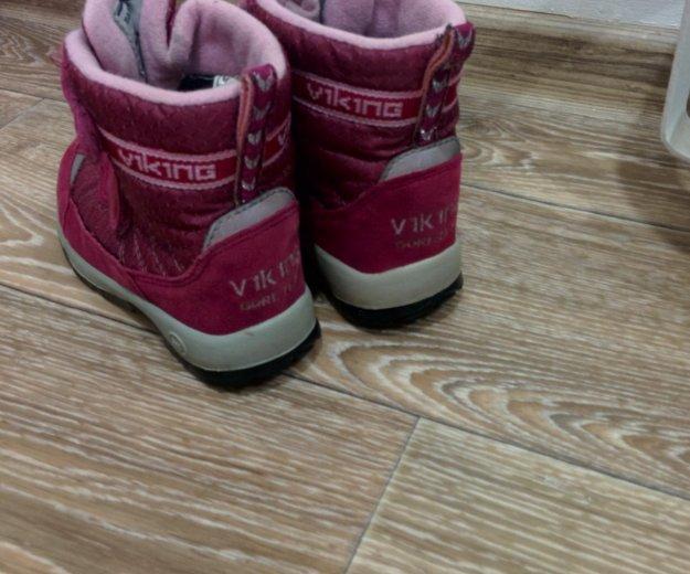 Viking зимние ботинки. Фото 1. Мурманск.